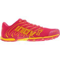 inov-8 Women's F-Lite 219 | Pink - Yellow | | from www.TheShoeMart.com #TheShoeMart