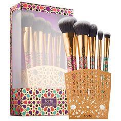 Limited-Edition Artful Accessories Brush Set - tarte   Sephora
