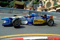Михаэль Шумахер на Гран При Монако