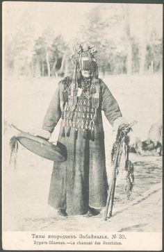 Buriat shaman
