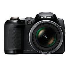 Nikon COOLPIX L120 14.1 MP Digital Camera with 21x NIKKOR Wide-Angle Optical Zoom Lens and 3-Inch LCD (Black) --- http://www.amazon.com/Nikon-COOLPIX-L120-Wide-Angle-Black/dp/B004M8SVGQ/?tag=kelansmobilem-20
