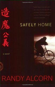 Safely Home by Randy Alcorn, http://www.amazon.com/dp/0842359915/ref=cm_sw_r_pi_dp_tFk0qb07FE8R2