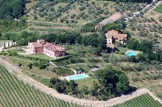 Le Fonti a San Giorgio, Montespertoli, Tuscany