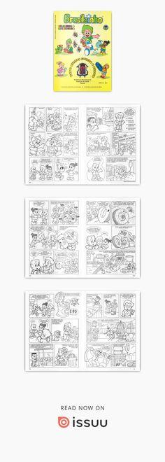 Gibi Brasilzinho Todos Juntos Contra a Dengue - Para Colorir Revista em quadrinhos institucional com o personagem Brasilzinho, personificação infanto-juvenil do Brasil, criado pelo cartunista Marcos Vaz, em 1997, e lançado nas comemorações alusivas aos 500 anos. Produzida pelo Instituto Brasilzinho Educar para Transformar, é publicada por diversas prefeituras para auxiliar no combate à Dengue. Esta edição é diferenciada pois tem o miolo em preto e branco e faz parte de um kit com caixa de…