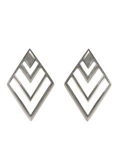 Gillian Steinhardt Jewelry - Labyrinth Stud