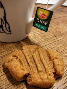 Cookies aux 3 ingrédients, spéculoos