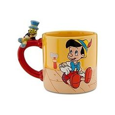 pinocchio mug - Pesquisa Google