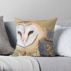My Arts, Vibrant, Throw Pillows, Bird, Art Prints, Printed, Awesome, Artist, Shop