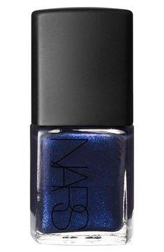 NARS 'Iconic Color' Nail Polish | Nordstrom | Night Flight