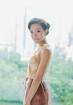 A THAILAND WEDDING: AIM   PETE