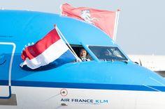 KLM verdient jaarlijks 25 miljoen euro via sociale media. Dat zegt senior vice president e-commerce Martijn van der Zee van Air France-KLM tegenover Management Team.