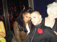 Janet Jackson & Brian Friedman... AWWW SWEET!