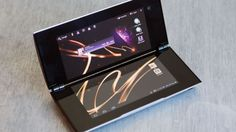 Sony Tablet P two screens could be used as one large display - Tab Cult