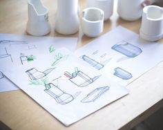 BASE: Designing a Collection of Desk Accessories