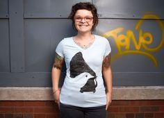 """Songbird"" - Threadless.com - Best t-shirts in the world"