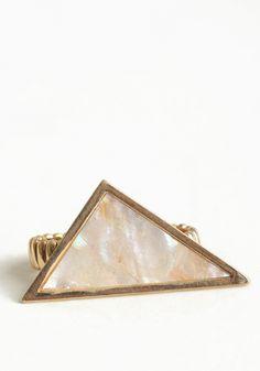bermuda triangle ring
