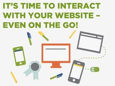 Its surely be the time to interact with your #Website, to encompass it with reliable path.