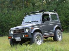 1988 Suzuki Samurai Tintop-4WD-VW turbo diesel swap-SPOA lift-35 MPG-NICE!!!!!!!, US $7,000.00, image 1