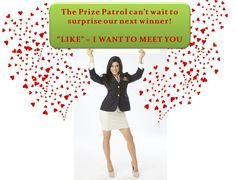 "Danielle from PCH is reminding all us PCH SuperFans that next week there will be another ""Prize "" award ! Enter Enter Enter !    And Danielle says........The Prize Patrol can't wait to surprise our next winner on 9/18 - that's next Wednesday! (Clues will start on Todd Sloane PCH Prize Patrol's page on 9/17)"