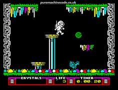Arc of Yesod (ZX Spectrum)