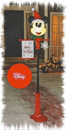 disney christmas mickey I HAVE THIS!!!!love it!!!