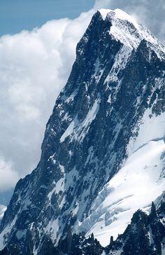 GRANDES Jorasses, north face, alps