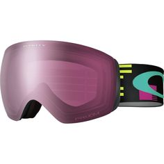 Oakley Flight Deck XM w/Prism Rose Lens Ski Snowboard Goggles from