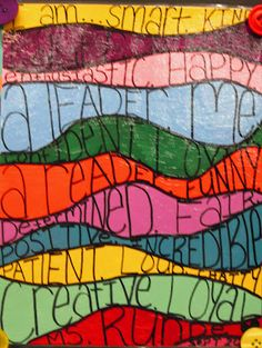 I am doing Fun Friday with Art and this would be awesome! Runde's Room: Friday Art Feature - I Am ...