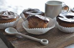 Zserbó muffin Muffin, Breakfast, Food, Morning Coffee, Essen, Muffins, Meals, Cupcakes, Yemek