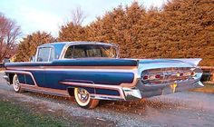 '59 Lincoln Continental Ranchero Custom | eBay: 271874480904