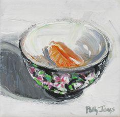 Mandarin in Asian Bowl