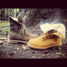 Instagram - Timberland Teddy Fleece office shoes