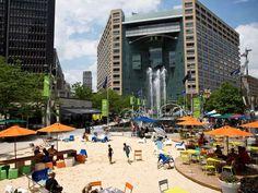 Cincinnati's Washington park gets a shoutout! parks via @USATODAY