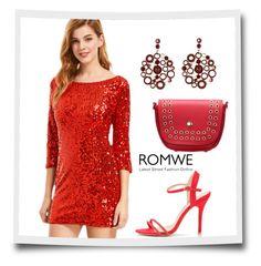 """""""3/3 romwe"""" by munira-salihovic ❤ liked on Polyvore"""