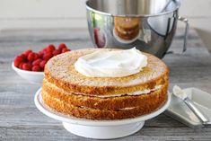 SUKKERBRØD | TRINES MATBLOGG Vanilla Cake, Desserts, Recipes, Food, Tailgate Desserts, Deserts, Essen, Postres, Dessert