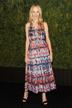 Contributing editor at Vogue and co-founder of Moda Operandi, Lauren Santo Domingo attends 11th Annual Chanel Tribeca Film Festival Artists Dinner on April 18, 2016 #lsd