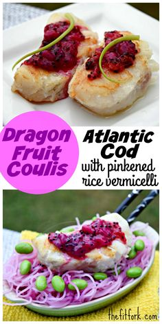 Dragon Fruit Coulis