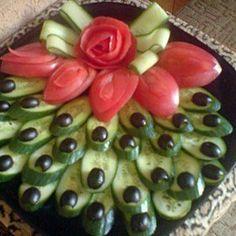 Каждая хозяйка, по случаю домашнего застолья, хотела бы порадовать своих гостей не только вкусными блюдами, но и красивой подачей.