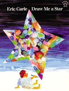 Draw Me a Star (Paperstar Book) by Eric Carle http://www.amazon.com/dp/0698116321/ref=cm_sw_r_pi_dp_G8OZtb0AVMJQTTT4
