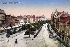 Arad, Romania - Andrassy-ter
