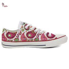 Converse All Star Hi chaussures coutume mixte adulte (produit artisanal) high size 37 EU V8Aba5