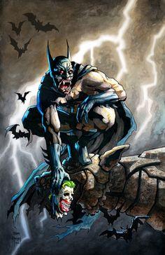 Vampire Batman