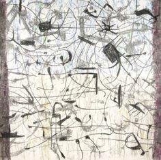 "Saatchi Art Artist Randy Nutt; Drawing, ""Clearing"" #art"