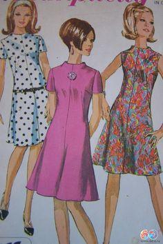 Фотографии: мода 60-х! Стиль 60-х годов, модели, фотографии из ...