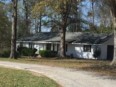 Adorable Ranch style home with 4 Bedrooms and a large Great Room.  Situated on 1.57 acres.    Sellers are also selling an additional 4.4 acres with a Duplex on the land that has 2 1052  square foot rental income properties.