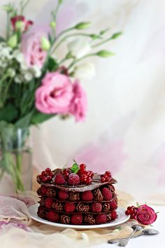 Summer Chocolate Dessert by Eat, Love and Be Happy!