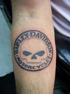 harley davidson tattoos - Google Search