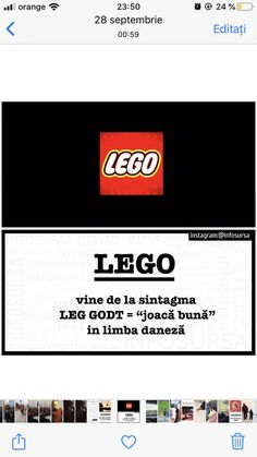 Tech Companies, Lego, Company Logo, Instagram, Legos