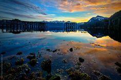 Cordova, Alaska - Photo by David Taylor