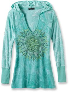 At REI Outlet: prAna Chai Hoodie — Soft & easy organic cotton.